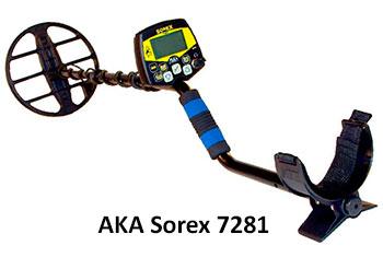 Металлоискатель aka sorex 7281: сорекс про - металлоискатели.